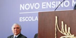 MEC promete ofertar o ensino integral a 500 mil jovens até 2018