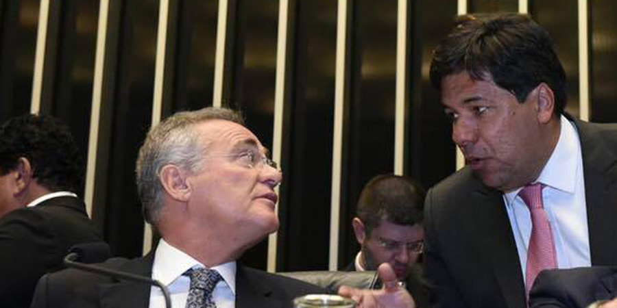 O ministro acompanhou a votação em plenário. Foto: Facebook/Mendonça Filho