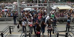 O Enem 2016 teve 30% de abstenção, a maior desde 2009. Fotos Agência Brasil